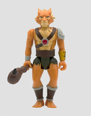 Super7 - ThunderCats ReAction Figure Wave 1 - Jackalman