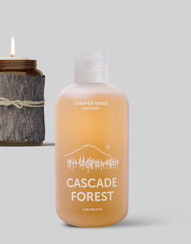 Juniper Ridge - Body Wash, Cascade Forest, 237ml
