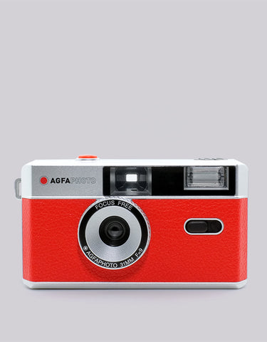 AgfaPhoto Analogue Camera (Red)