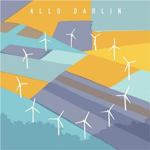 Allo Darlin' - Europe [LP]