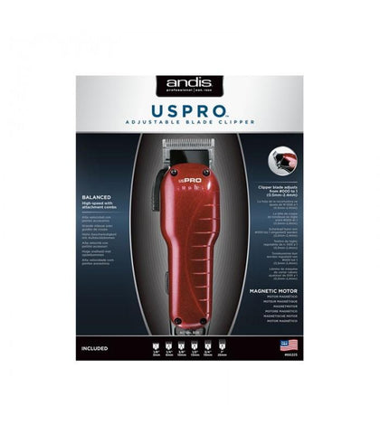 Andis - usPro Adjustable Blade Clipper (UK)