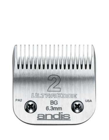 Andis - UltraEdge Detachable Blade, Size 2