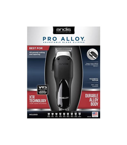 Andis - ProAlloy™ Adjustable Blade Clipper (UK)