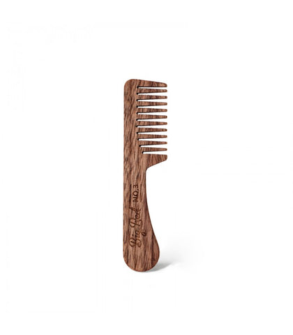 Big Red Beard Combs - No. 3 Walnut
