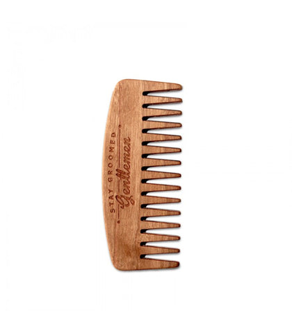 Big Red Beard Combs - No. 9 Cherry