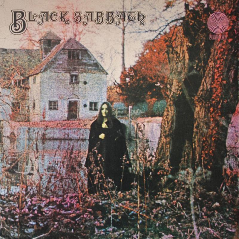 Black Sabbath - Black Sabbath [LP] (180G)