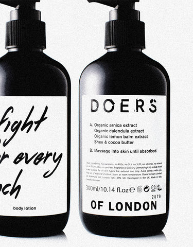 Doers of London - Body Lotion, 300ml