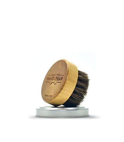 Can You Handlebar - Beard Oil Brush