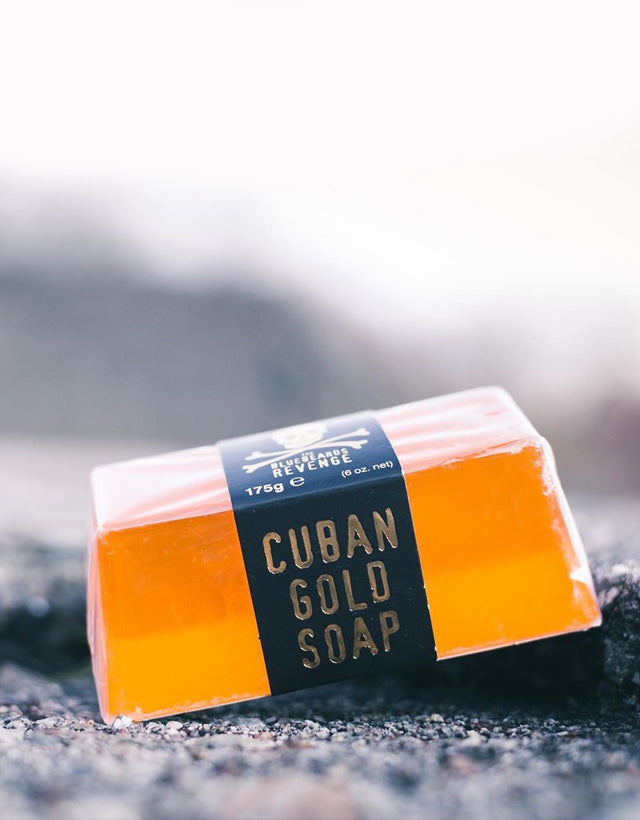 The Bluebeards Revenge - Cuban Gold Soap (175g)