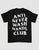 ANSC - Anti Never Wash Hand Club Tee, Black