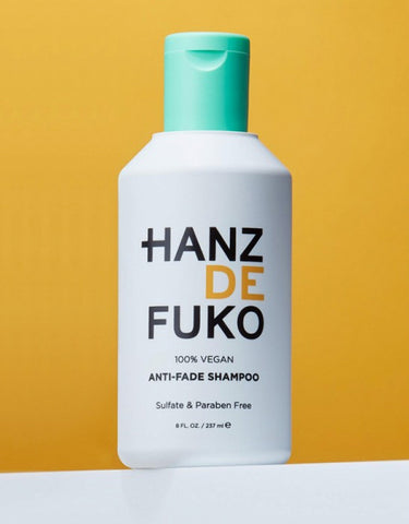 Hanz de Fuko - Anti-Fade Shampoo, 237ml