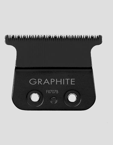 BaByliss PRO® - FX707B Replacement Outlining Hair Trimmer Blade, Fine Tooth, Graphite
