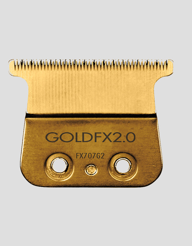 BaByliss PRO® - FX707G2 Replacement Outlining Hair Trimmer Blade, Deep Tooth, Gold