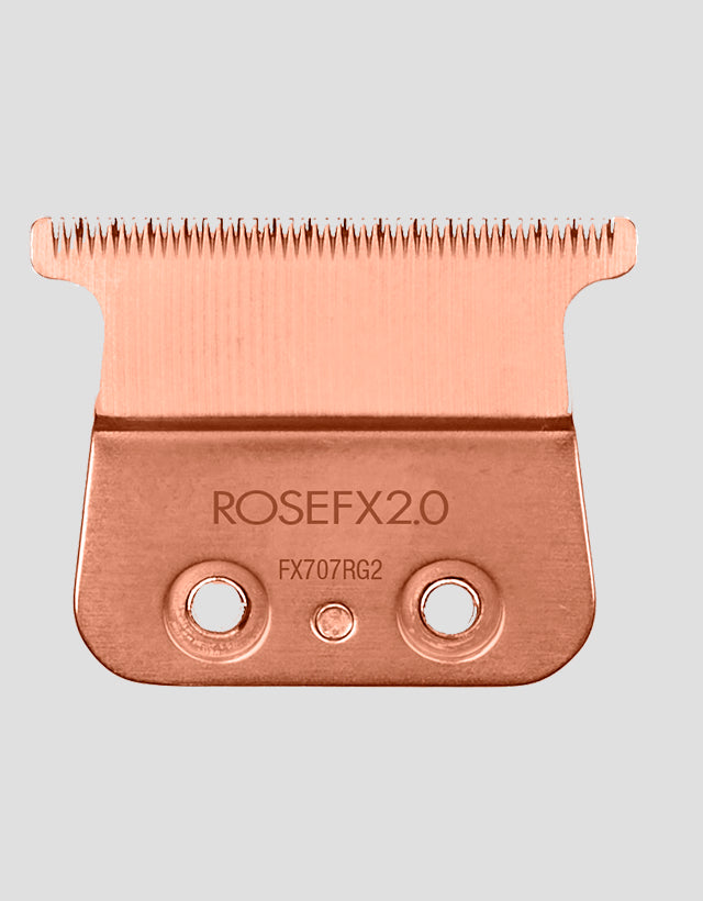 BaByliss PRO® - FX707RG2 Replacement Outlining Hair Trimmer Blade, Deep Tooth, Rose Gold