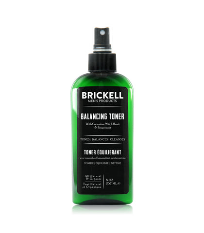 Brickell - Balancing Toner for Men