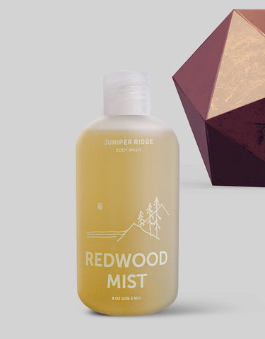 Juniper Ridge - Body Wash, Redwood Mist
