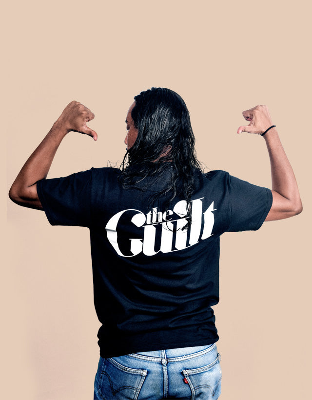 The Guilt Tee, Black