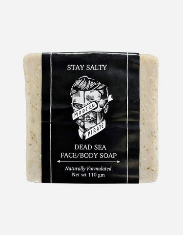 Modern Pirate - Dead Sea Face/Body Soap