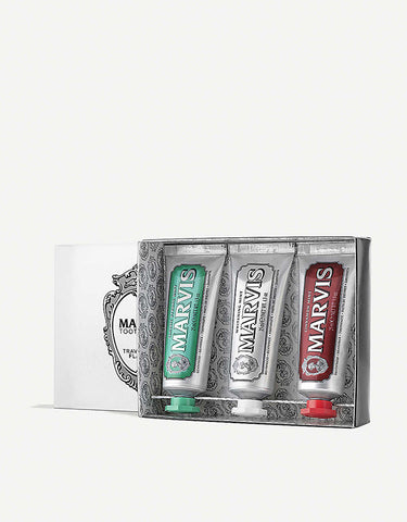 Marvis - 3 Flavours Box - Classic, Whitening, Cinnamon