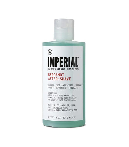 Imperial Barber Grade Products - Bergamot After-shave