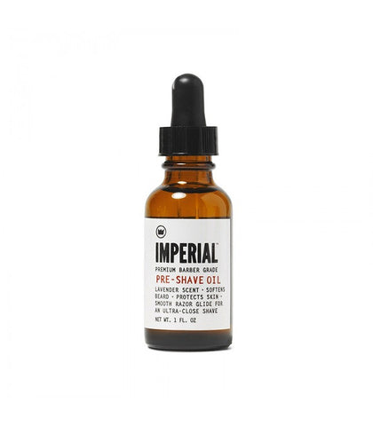 Imperial Barber Grade Products - Pre Shave Oil