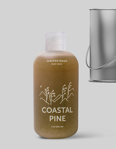 Juniper Ridge - Body Wash, Coastal Pine
