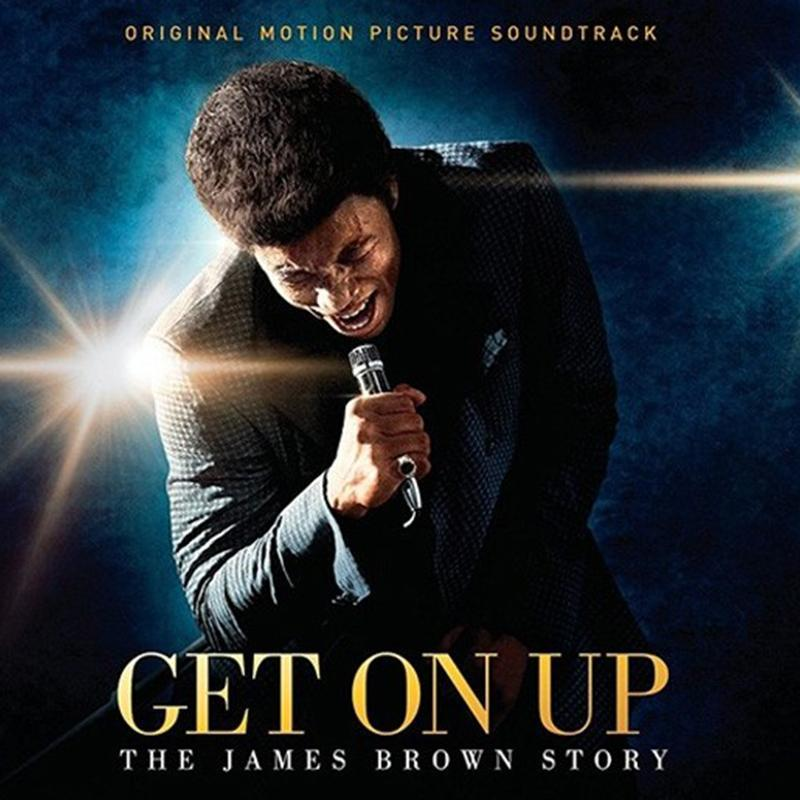James Brown - Get On Up: The James Brown Story OST [2LP] (180G)