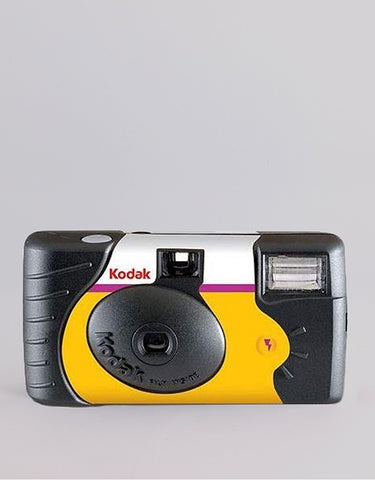 Kodak HD Power Flash Disposable Camera