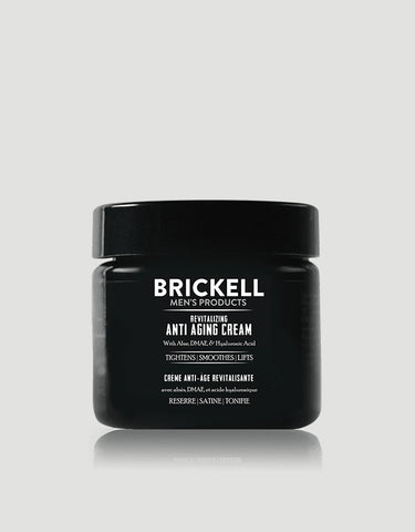 Brickell Men's Products - Revitalizing Anti-Aging Cream For Men
