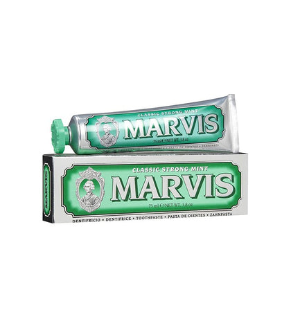 Marvis - Classic Strong Mint Toothpaste, 85ml