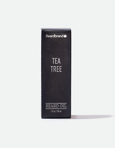 Beardbrand - Tea Tree Beard Oil, 30ml