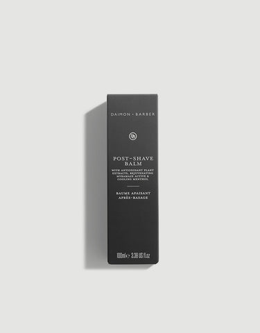 Daimon Barber, London - Cooling Post Shave Balm 100ml