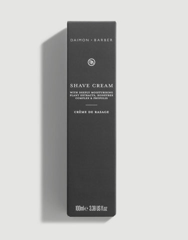 Daimon Barber, London - Shave Cream