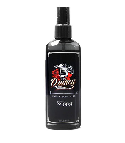 Quincy - Hair And Body Mist