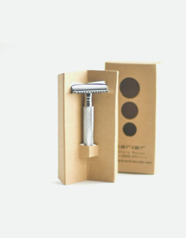 PARKER DOUBLE EDGE RAZOR SHORT HANDLE - MODEL: 97R