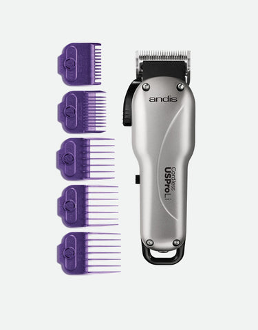 Andis - Magnetic Comb Set — Small, 0 - 4