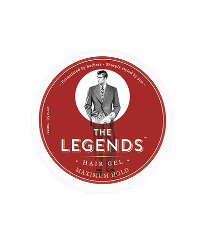 The Legends London - Maximum Hold Hair Gel