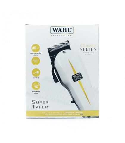 Wahl - Classic Series Super Taper Professional Corded Clipper