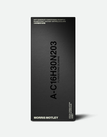 Morris Motley - Anti-Dandruff Conditioning Shampoo, 400ml