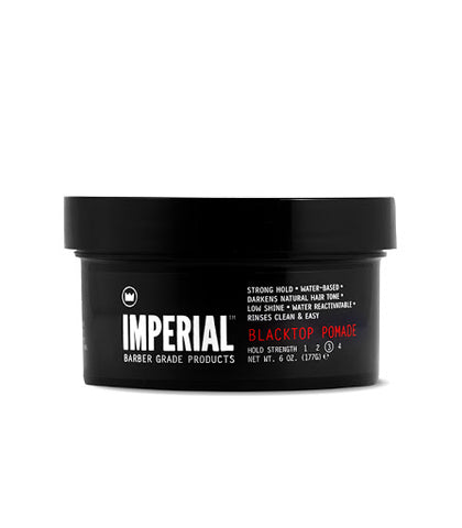 Imperial Barber Grade Products - Blacktop Pomade