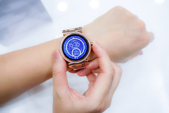 The Best Strategy To Use For Michael Kors Bradshaw Smartwatch