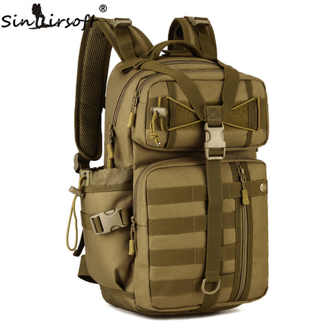 0c4903b1f0 Sinairsoft 30L Outdoor Molle Tactical Shoulder Backpack