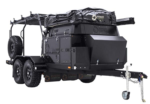 Patriot Th610 Toy Hauler Off Grid Outfitters