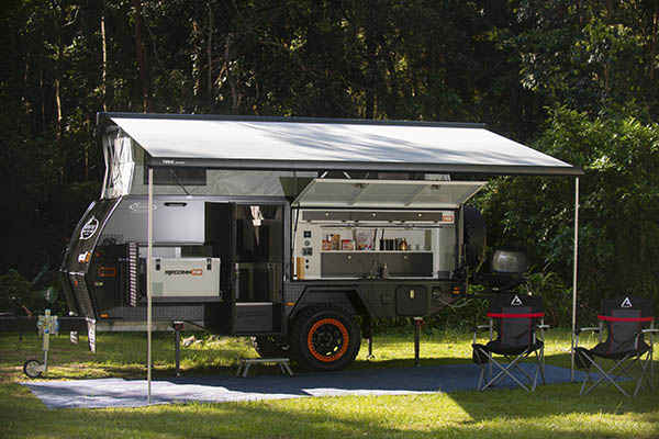 Lifestyle Camper Trailer Reconn R2