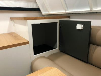 DEMO 2019 Lifestyle Camper Trailers - Reconn R2 (New Dinette Layout with Bunk)