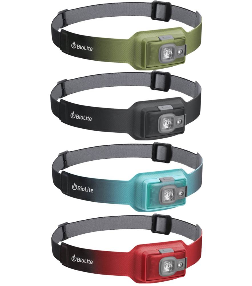 BioLite HeadLamp 200 - USB Rechargable