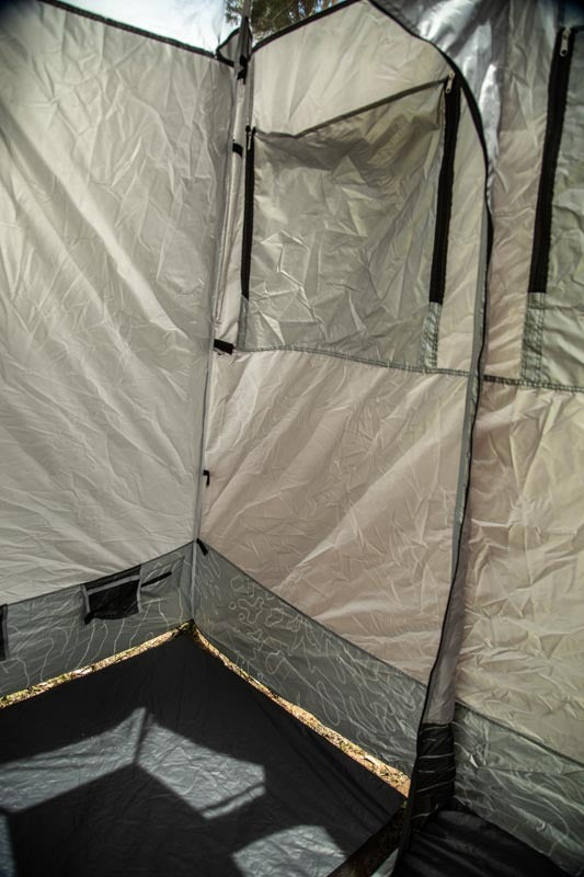 En Suite Shower Tent - Patriot Campers