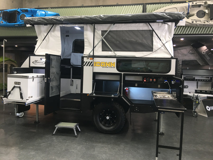 2019 Lifestyle Camper Trailers - ICONN (Dinette)