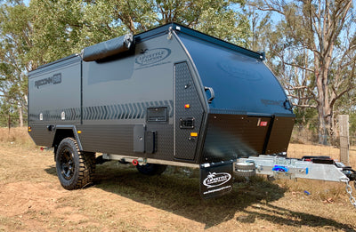 2019 Lifestyle Campers - Reconn R2 Cafe Dinette + Bunks (4 Berth)