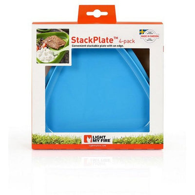 StackPlate (Set of 4)